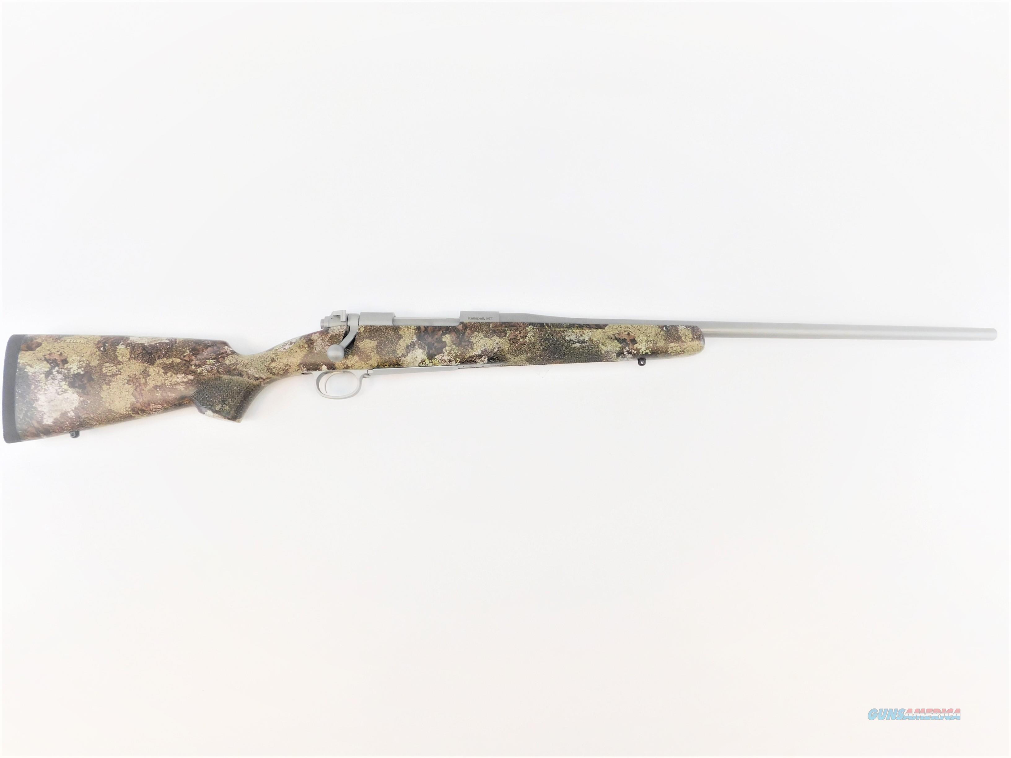 """Montana Rifle Co. ASR 6.5 Creed 24"""" SS Camo Dip ASBRS-65C-261  Guns > Rifles > Montana Rifle Company Rifles"""