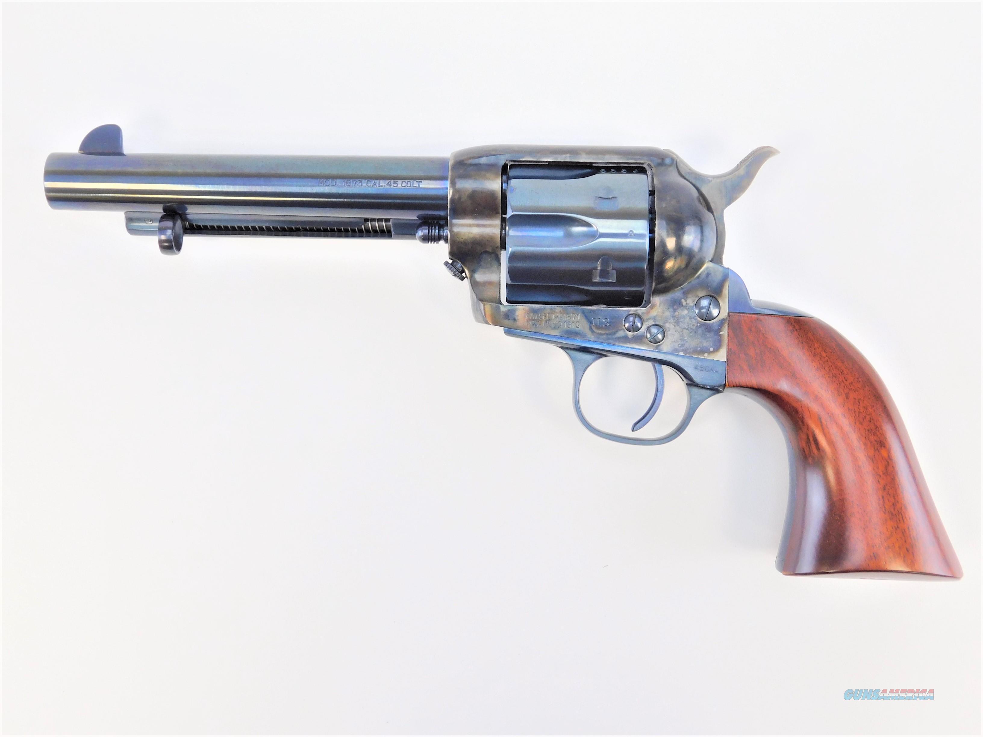 "Uberti 1873 Cattleman Artillery .45 Colt 5.5"" 6-Shot 345239   Guns > Pistols > Uberti Pistols > Ctg."