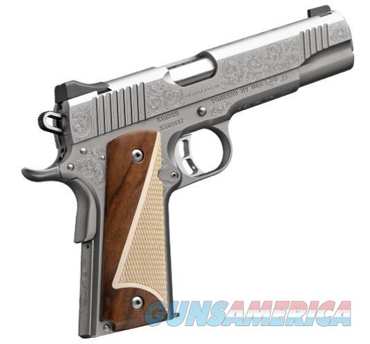 Kimber Stainless II Classic Engraved Edition .45 ACP 3200314  Guns > Pistols > Kimber of America Pistols