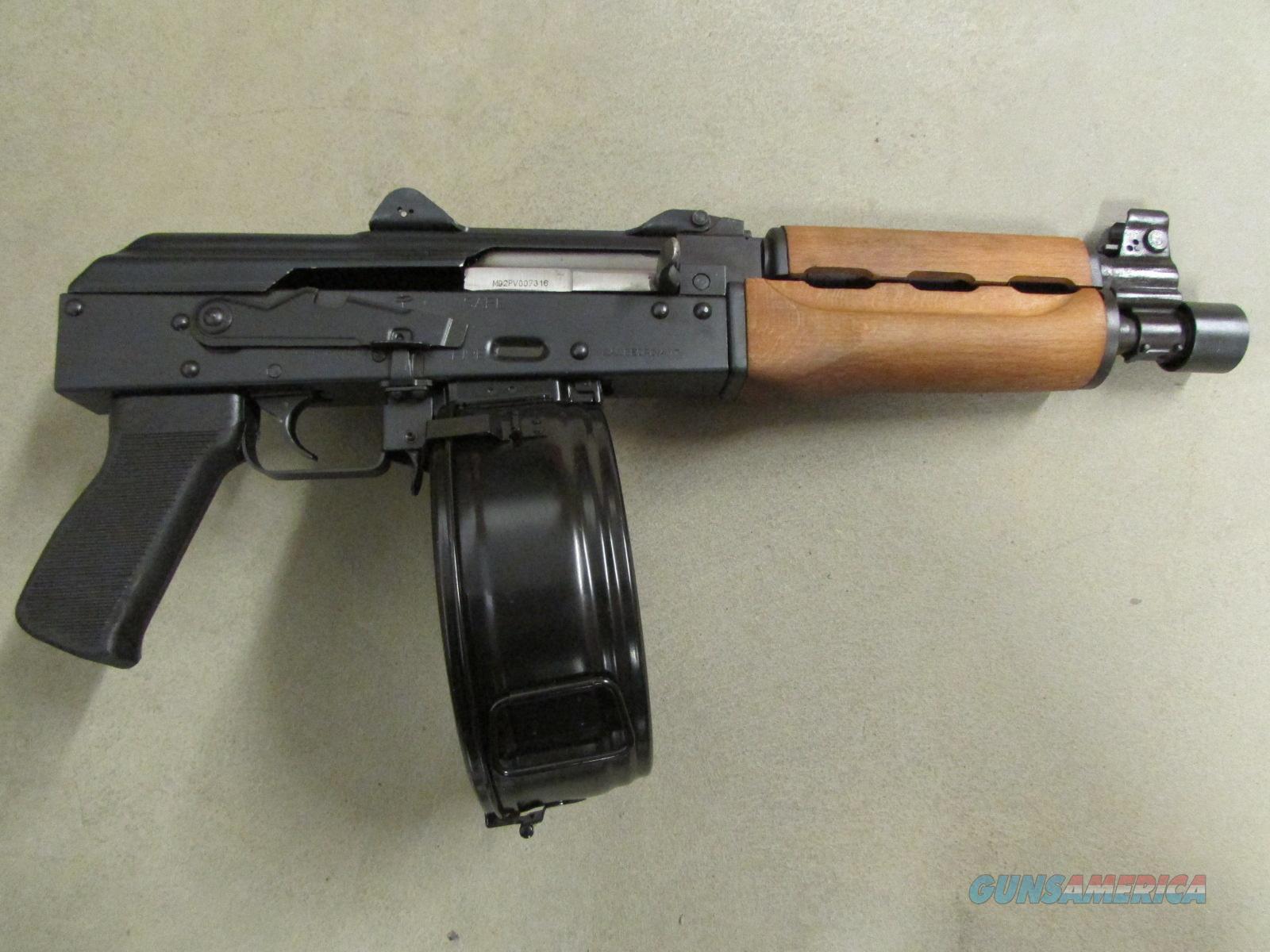 Century Arms Zastava Pap M92 Pv Ak 47 Drum Mag For Sale