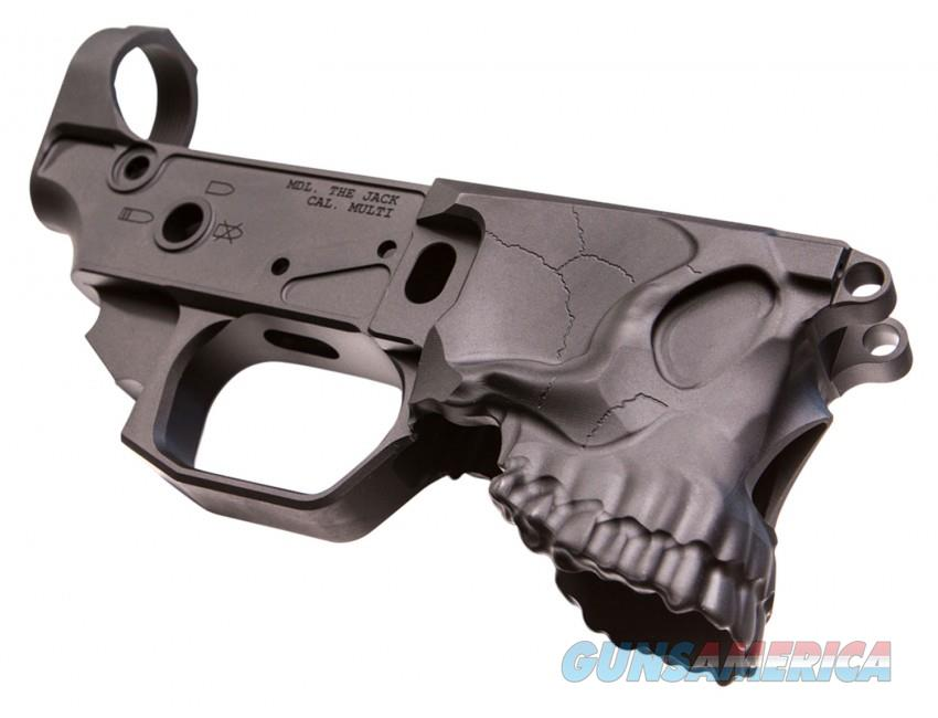 Sharps Bros. The Jack Gen 2 AR-15 Lower Receiver SBLR03  Guns > Rifles > AR-15 Rifles - Small Manufacturers > Lower Only