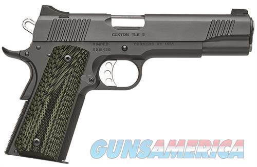 "Kimber Custom TLE II 1911 .45 ACP 5"" 7 Rds 3200335   Guns > Pistols > Kimber of America Pistols"