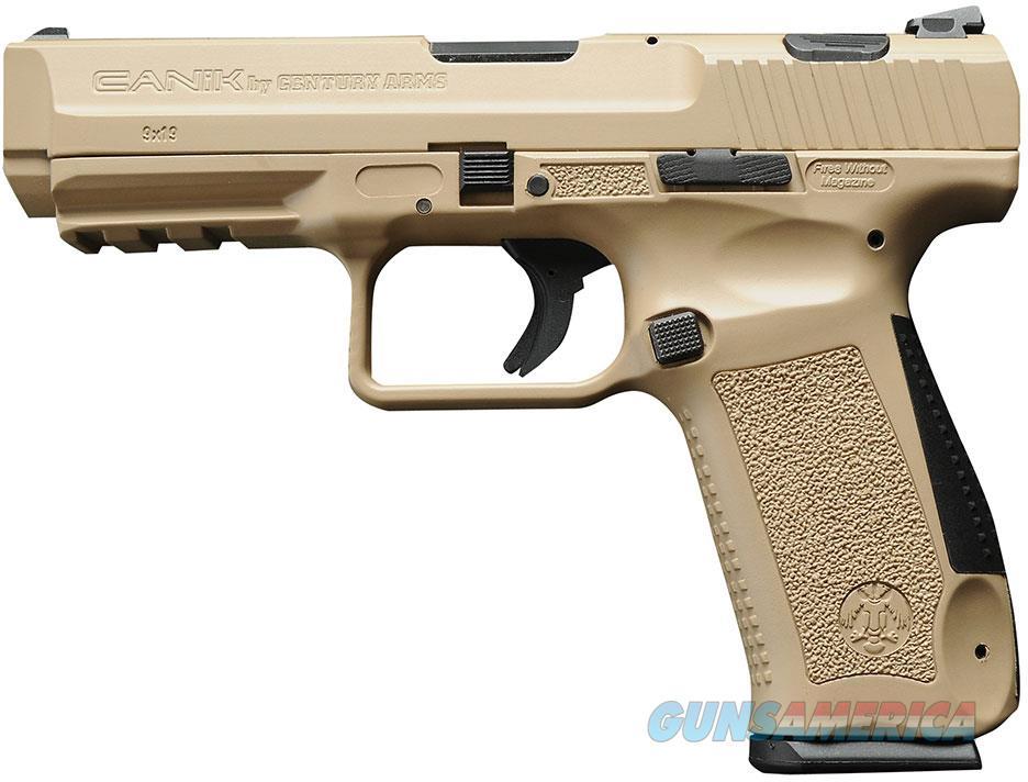 Century Arms TP9SA Canik 9mm Desert Tan HG3277D-N   Guns > Pistols > Century International Arms - Pistols > Pistols