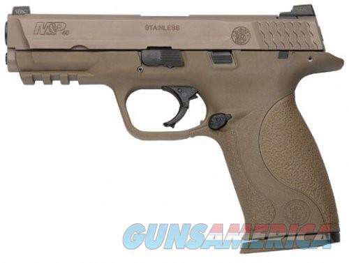 Smith & Wesson Model M&P40 VTAC® FDE Viking Tactics 209920  Guns > Pistols > Smith & Wesson Pistols - Autos > Polymer Frame