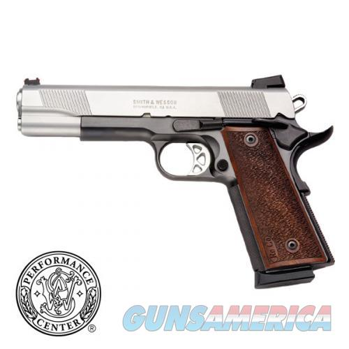 "Smith & Wesson PC SW1911 Two-Tone .45 ACP 5"" 8 Rds 178011   Guns > Pistols > Smith & Wesson Pistols - Autos > Steel Frame"