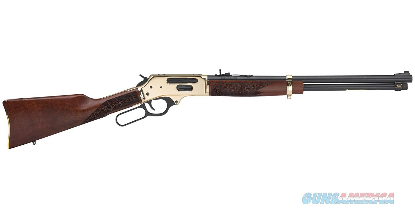 "Henry Side Gate Lever Action .35 Remington 20"" H024-35  Guns > Rifles > Henry Rifle Company"