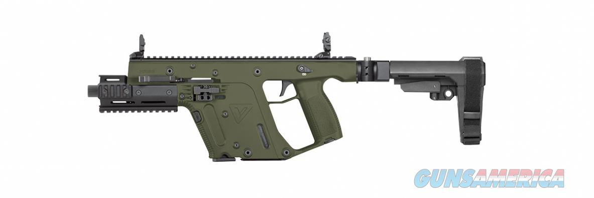 "Kriss Vector Gen II SDP SB .45 ACP 6.5"" KV45-PSBGR30   Guns > Pistols > Kriss Tactical Pistols"