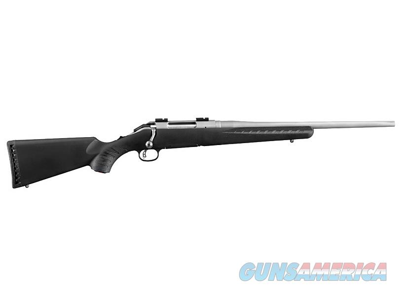 "Ruger American All-Weather Compact 18"" Stainless 7MM-08 Rem. 6938  Guns > Rifles > Ruger Rifles > American Rifle"