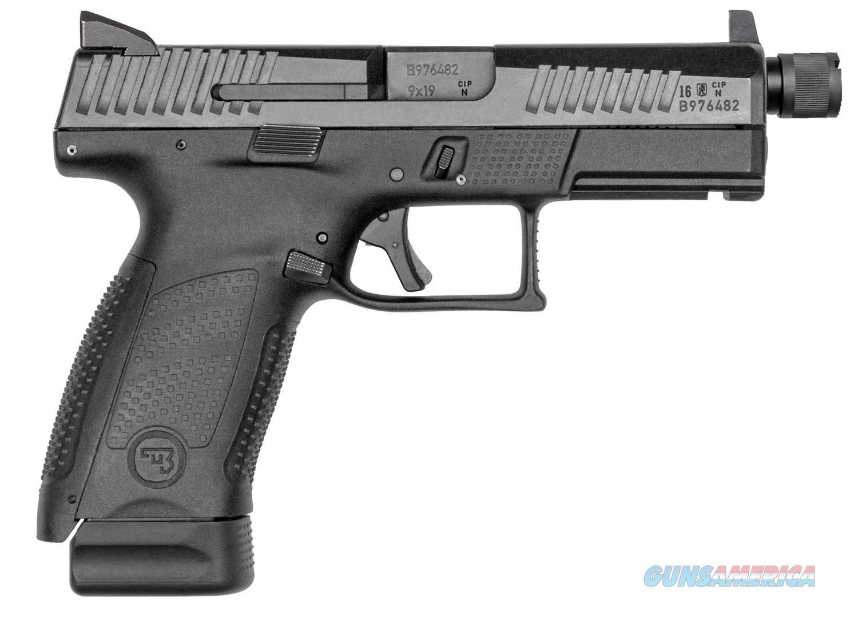 "CZ-USA P-10 C 9mm Suppressor-Ready 4.61"" TB 17 Rds 91523   Guns > Pistols > CZ Pistols"