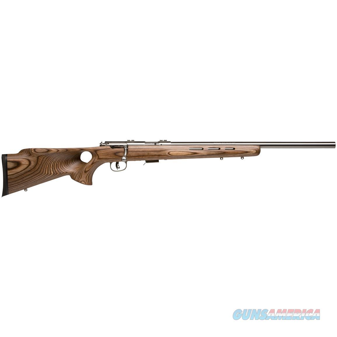 SAVAGE ARMS 93R17 BTVSS THUMBHOLE SS .17 HMR 96200  Guns > Rifles > Savage Rifles > Rimfire