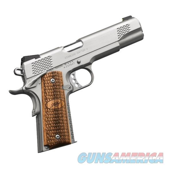 Kimber Stainless Ultra II (NS) .45 ACP CALIFORNIA APPROVED 3200181CA  Guns > Pistols > Kimber of America Pistols > 1911