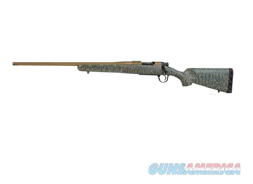 """Christensen Arms Mesa .308 Win Green 22"""" Bronze LEFT-HAND 801-01016-00   Guns > Rifles > Custom Rifles > Bolt Action"""