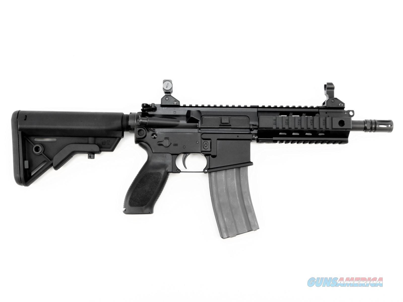 "Sig Sauer 516 PDW SBR 5.56 NATO 7.5"" 30 Rds R516G2-7B-PDW-SBR   Guns > Rifles > Class 3 Rifles > Class 3 Subguns"