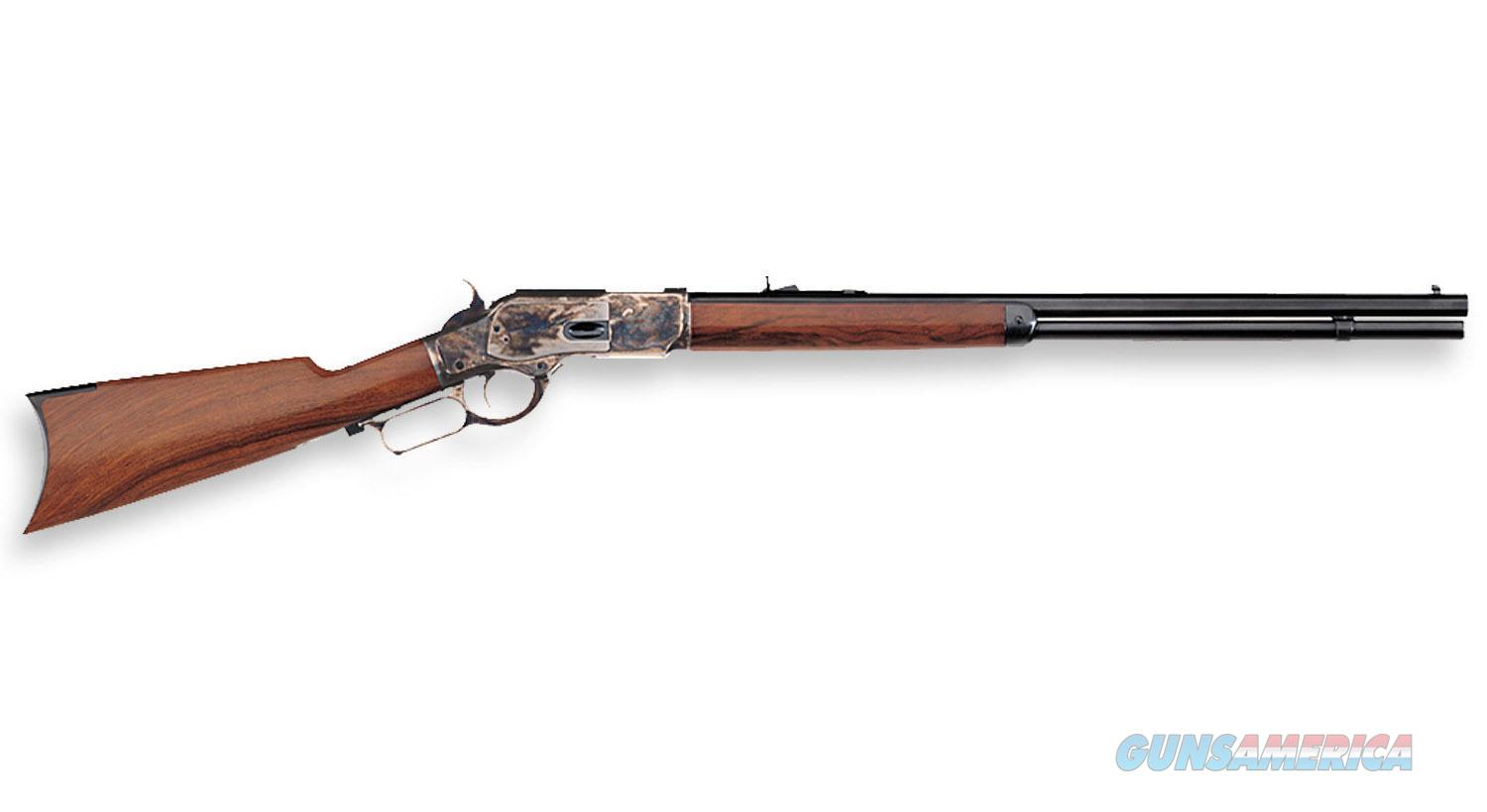 Uberti 1873 Sporting Rifle CH .44-40 Win Walnut 342420  Guns > Rifles > Uberti Rifles > Lever Action