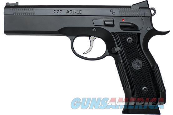 "CZ-USA A01-LD CZ Custom 9mm 4.925"" 19 Rds 91731   Guns > Pistols > CZ Pistols"