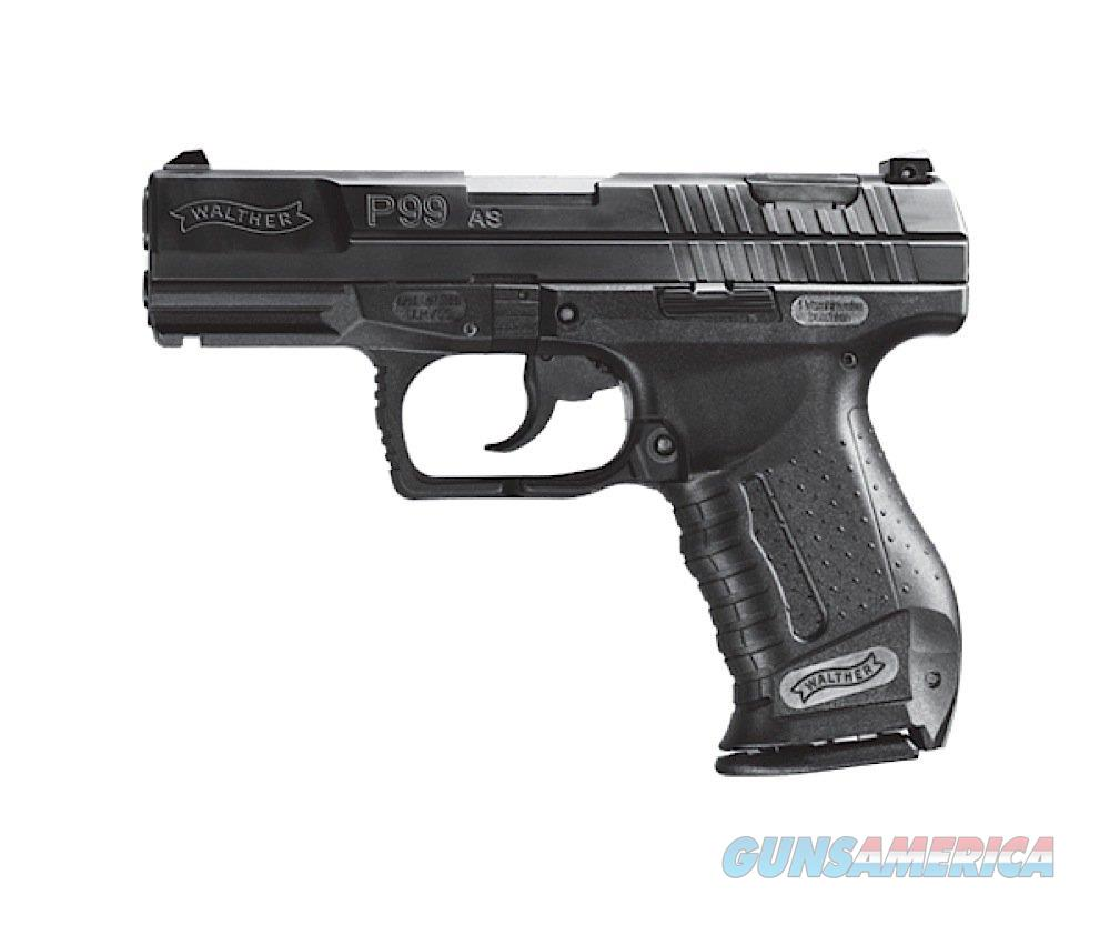 """Walther Arms Model P99 AS 40 S&W 4.2"""" 2796341  Guns > Pistols > Walther Pistols > Post WWII > P99/PPQ"""