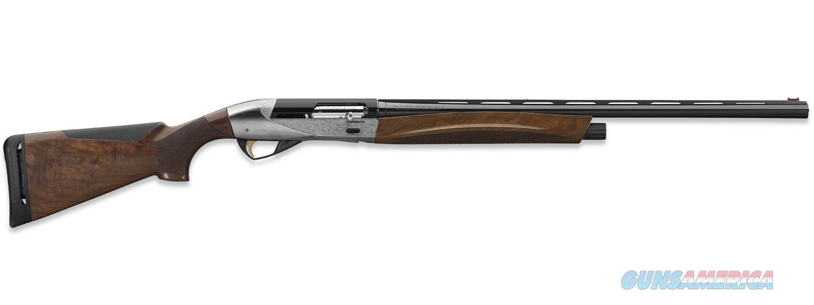 """Benelli ETHOS 12 Gauge 26"""" Walnut / Nickel Engraved 10461   Guns > Shotguns > Savage Shotguns"""