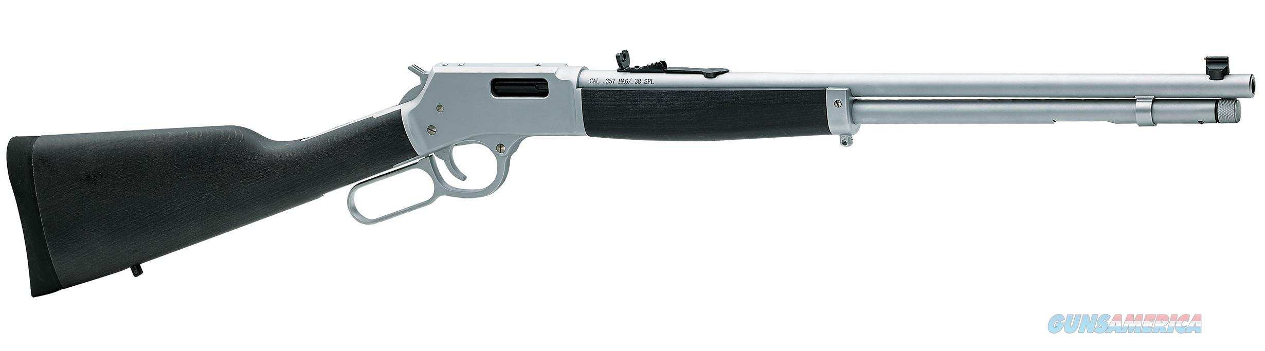 Henry Big Boy All-Weather .357 Magnum/.38 Special H012MAW   Guns > Rifles > Henry Rifle Company