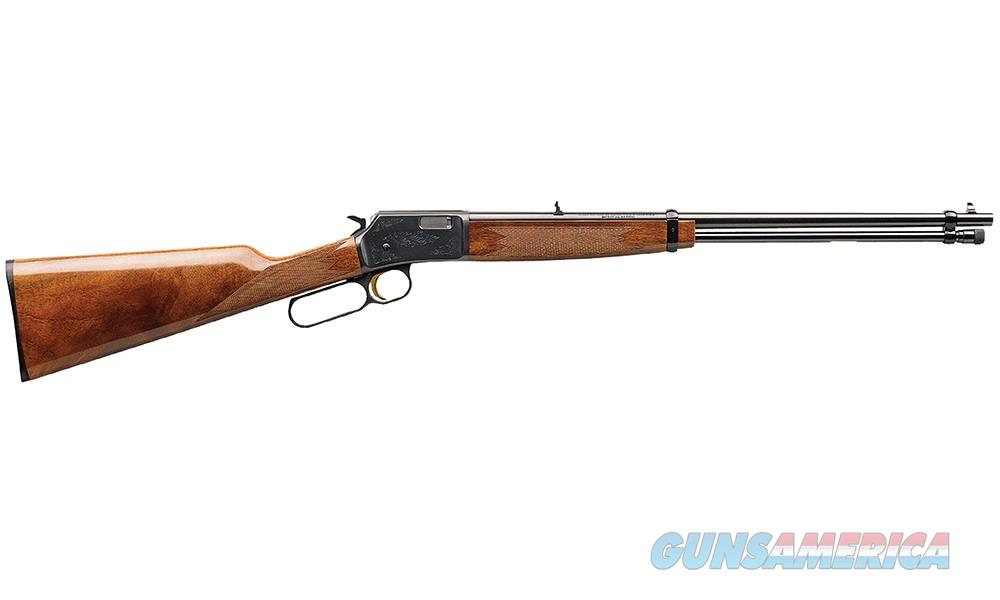 """Browning BL-22 Grade II Lever .22 S/L/LR Engraved 20"""" 024101103   Guns > Rifles > Browning Rifles > Lever Action"""
