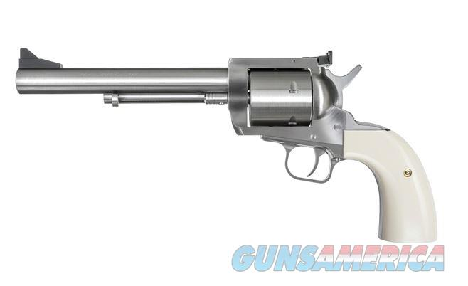 "Magnum Research BFR .454 Casull 6.5"" Stainless Bisley Grips BFR454C6B   Guns > Pistols > Magnum Research Pistols"