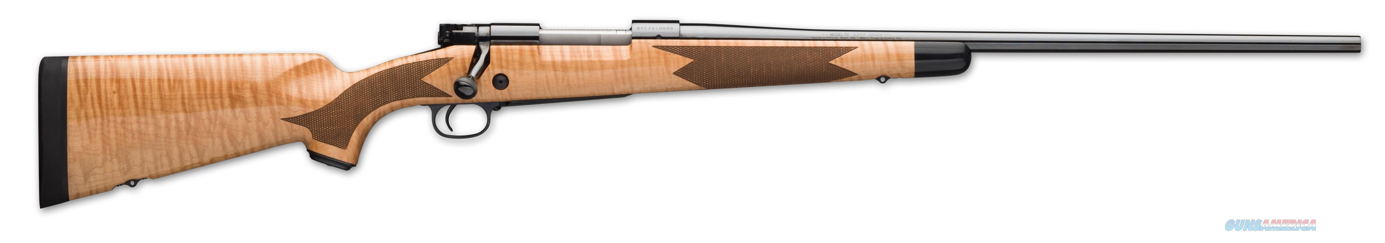 "Winchester 70 Super Grade Maple .308 Win 22"" 5 Rds 535218220   Guns > Rifles > Winchester Rifles - Modern Bolt/Auto/Single > Model 70 > Post-64"