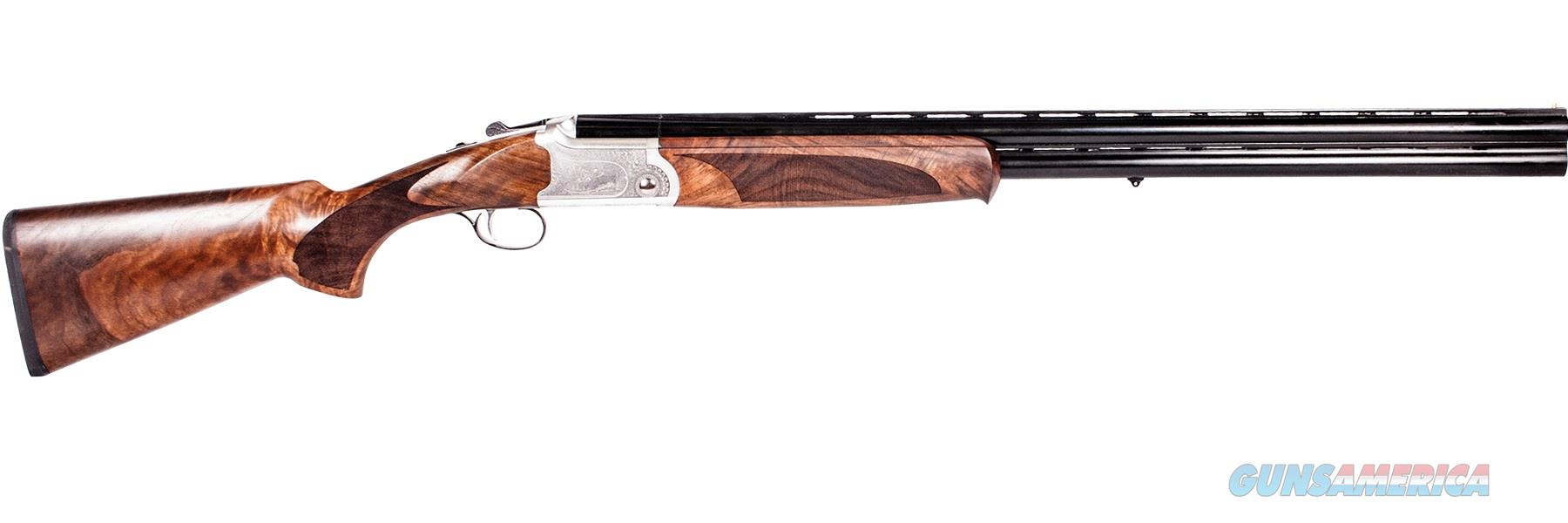 "ATI Cavalry SV 12 Gauge Engraved Receiver 28"" Walnut Stock ATIGKOF12SV   Guns > Shotguns > American Tactical Import"