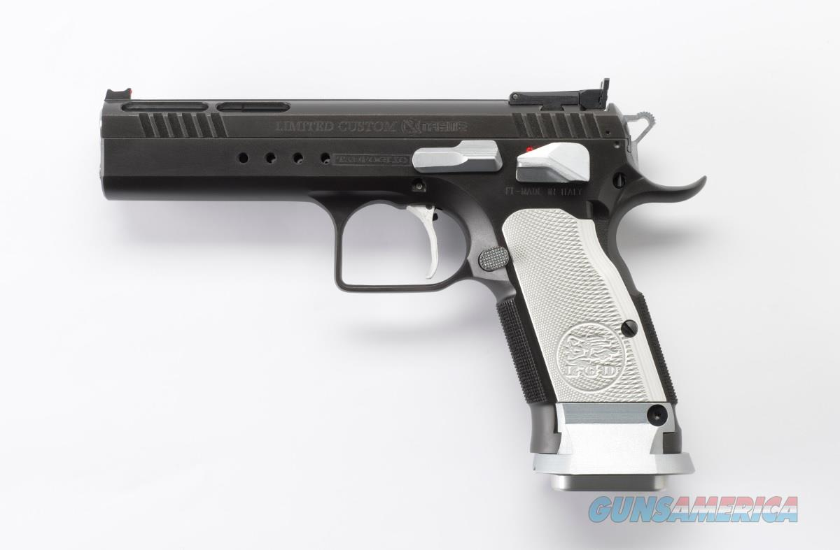 "EAA Tanfoglio Witness Xtreme Ltd 9mm 4.75"" Duo Tone 610310   Guns > Pistols > EAA Pistols > Other"