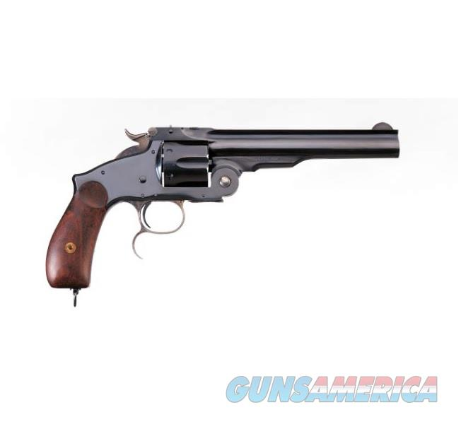 "Uberti No. 3 Russian Top Break NM .45 Colt 6.5"" 348579   Guns > Pistols > Uberti Pistols > Ctg."
