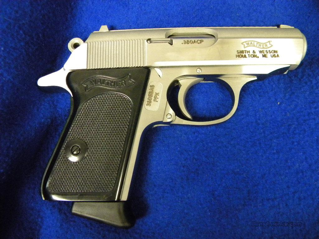 Walther PPK .380 #VAH38002  Guns > Pistols > Walther Pistols > Post WWII > PPK Series