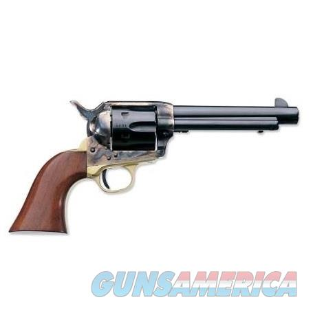 "Uberti 1873 Cattleman II Brass 5.5"" .357 Magnum 356210  Guns > Pistols > Uberti Pistols > Ctg."
