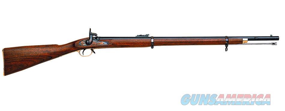"Chiappa 1858 Enfield Musket .58 Walnut 33"" 910.004   Guns > Rifles > Muzzleloading Modern & Replica Rifles (perc) > Replica Muzzleloaders"