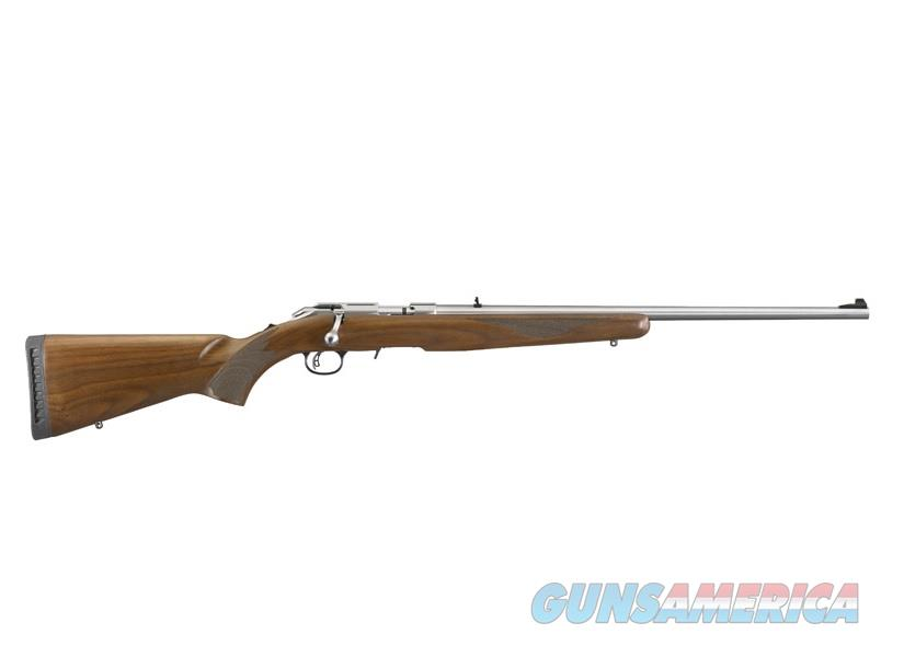 Ruger American Rimfire .22 LR Walnut 10 Rds. 8359  Guns > Rifles > Ruger Rifles > American Rifle