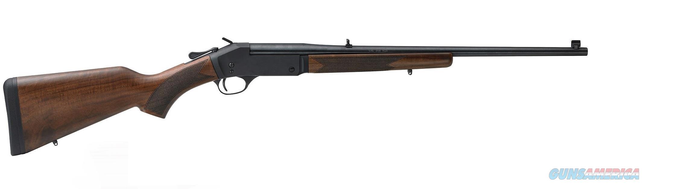 "Henry Single Shot Rifle .243 Winchester 22"" Blued H015-243   Guns > Rifles > Henry Rifle Company"