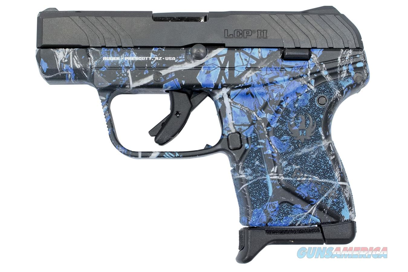 Ruger LCP II .380 ACP Moonshine Camo Undertow 3766   Guns > Pistols > Ruger Semi-Auto Pistols > LCP