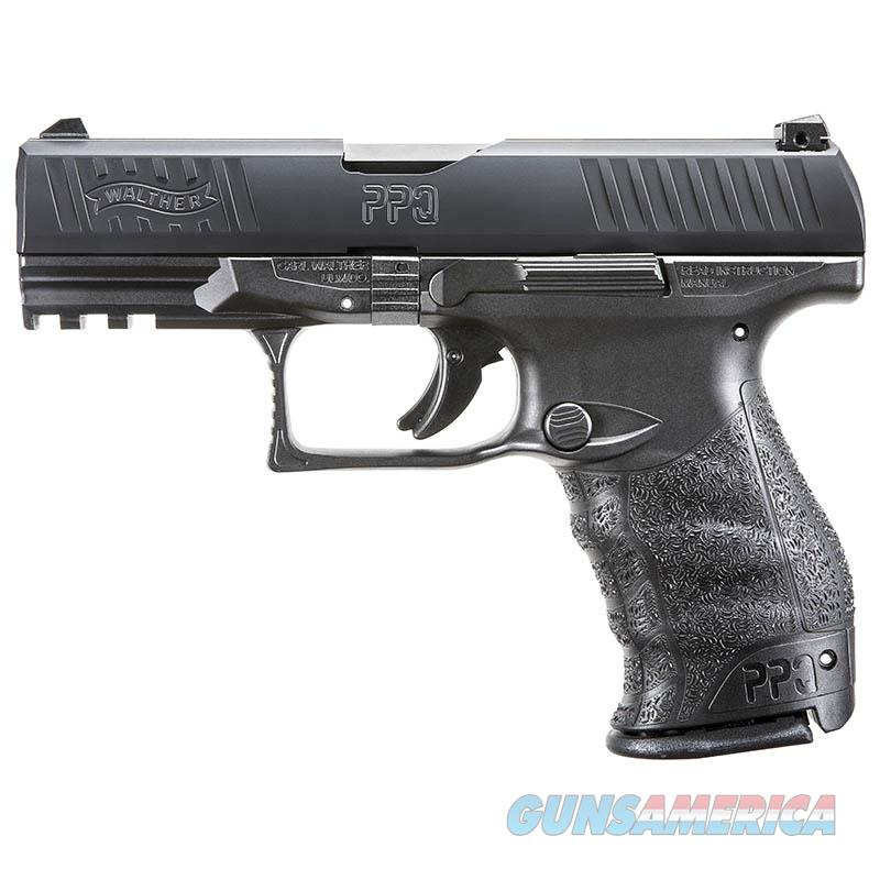 "Walther PPQ M2 .40 S&W Black 4.2"" 11 Rds 2796074   Guns > Pistols > Walther Pistols > Post WWII > P99/PPQ"
