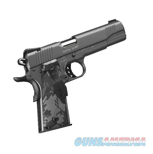 "Kimber Custom Covert (2017) .45 ACP 5"" Urban Camo CT 3000235   Guns > Pistols > Kimber of America Pistols"