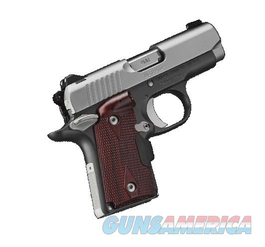 Kimber 1911 Micro Pistols: KIMBER 1911 MICRO 9 CDP LASER GRIPS 9mm LUGER 3... For Sale