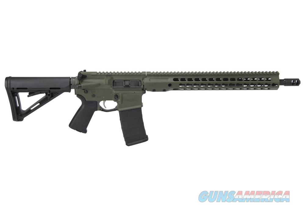 BARRETT REC7 REC7DI AR-15 OD GREEN 5.56 NATO .223 15396  Guns > Rifles > Barrett Rifles