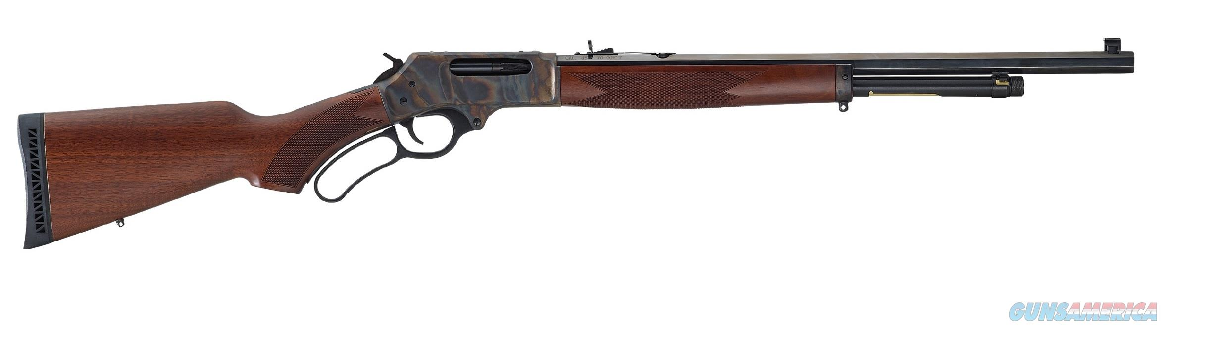 """Henry Colore Case Hardened Edition .45-70 Govt 22""""  H010CC  Guns > Rifles > Henry Rifle Company"""