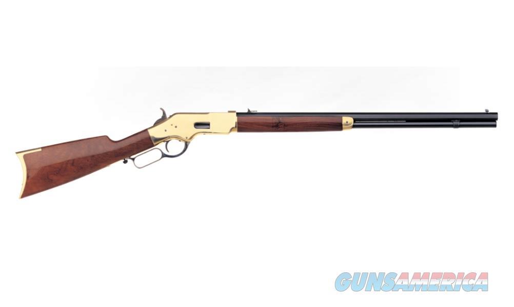 "Uberti 1866 Yellowboy Rifle Lever-Action .44-40 24.25"" Octagon 342320   Guns > Rifles > Uberti Rifles > Lever Action"