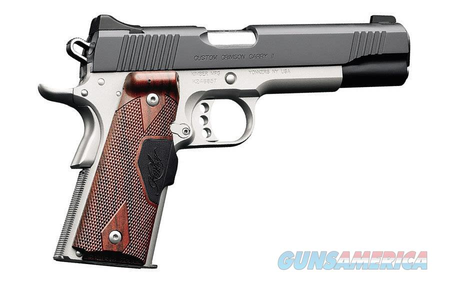 Kimber Custom Crimson Carry Green Laser 1911 .45 ACP 3200288   Guns > Pistols > Kimber of America Pistols > 1911