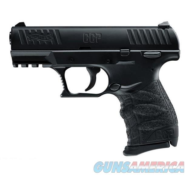 "Walther CCP Concealed Carry Pistol BLK 3.5"" 9mm 508.03.00  Guns > Pistols > Walther Pistols > Post WWII > P99/PPQ"
