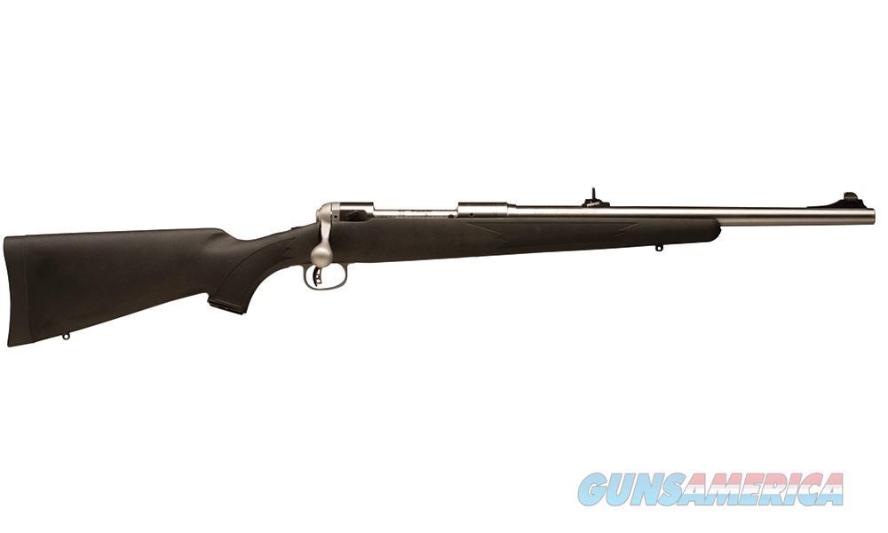 "Savage Arms 116 Alaskan Brush Hunter 18"" SS .338 Win Mag 19664   Guns > Rifles > Savage Rifles > 16/116"