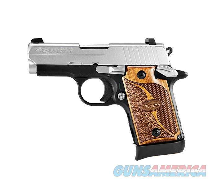 "Sig Sauer P938 SAS 9mm 3"" Duo-Tone 938-9-SAS-AMBI   Guns > Pistols > Sig - Sauer/Sigarms Pistols > P938"