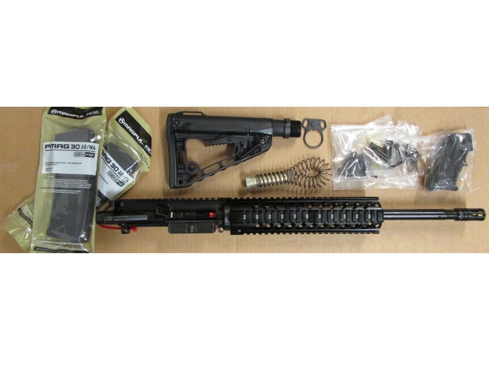 ATI 300 Blackout AR-15 Upper Rifle Parts Kit ATIRKT07P-2  Non-Guns > Gun Parts > M16-AR15 > Upper Only