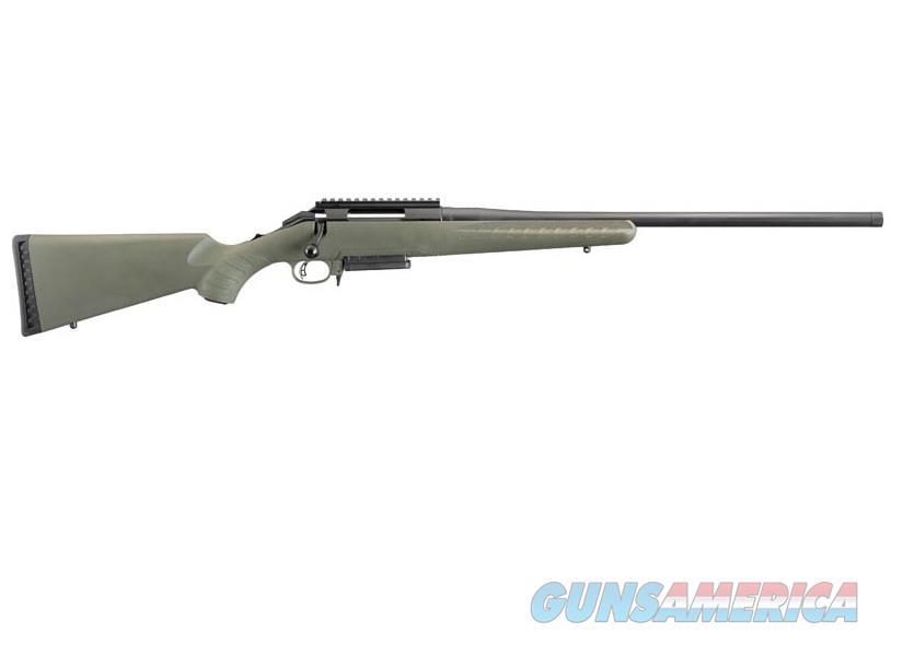 "Ruger American Predator 6.5 Creedmoor 22"" TB Green 26973  Guns > Rifles > Ruger Rifles > American Rifle"