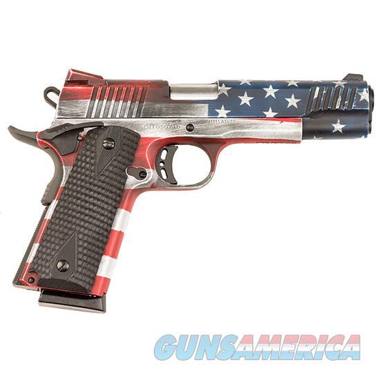 """Legacy Sports Citadel 1911 .45 ACP 5"""" USA Flag CITC45FSPUSA   Guns > Pistols > Citadel Pistols"""