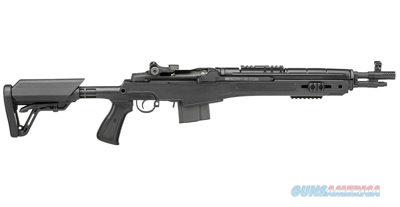 Springfield Armory M1A SOCOM-16 CQB Black 7.62 NATO/.308 WIN AA9611   Guns > Rifles > Springfield Armory Rifles > M1A/M14