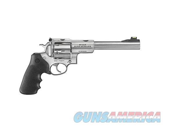 "Ruger Super Redhawk .44 Mag TALO 7.5"" 6rds 5520  Guns > Pistols > Ruger Double Action Revolver > Redhawk Type"
