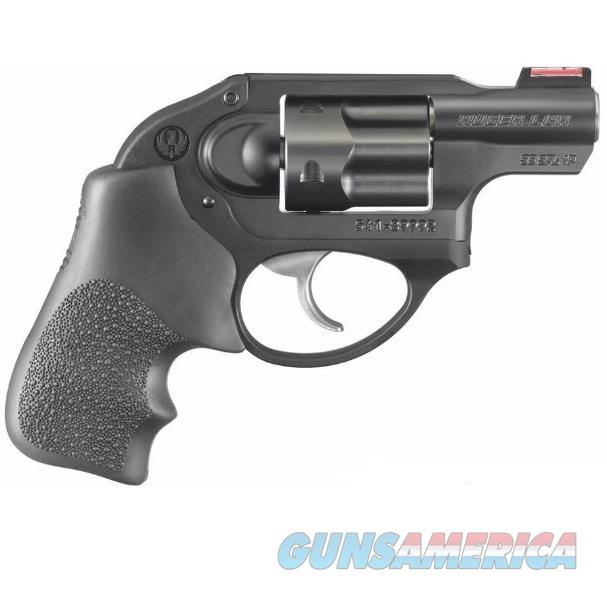 Ruger LCR Hi-Viz Red Fiber Optic Sight .38 Special 5419  Guns > Pistols > Ruger Double Action Revolver > LCR